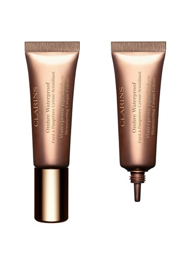 Clarins Clarins Waterproof Cream Eyeshadow 01 16 Göz Farı Ten